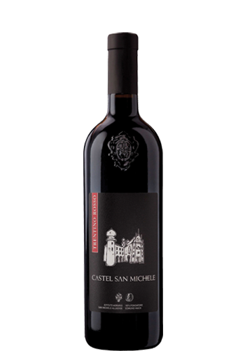 Castel San Michele Rosso Trentino doc